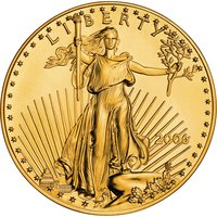 $50 1-oz. Gold American Eagle bullion coin. Best financial websites listed in Best Financial Directory.