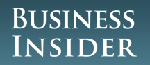 Business Insider logotype header