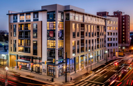 Retail and multifamily investment property in Washington, United States