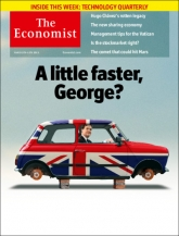 the economist cover page