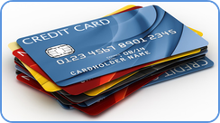 Debt consolidation loan include paying credit cards debts.