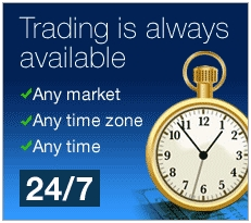 Binary Options Trading Is Always Available, at any time.