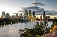 Australian Brisbane city picture